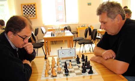 Кубок мэра-2009 среди взрослых выиграл Борис Ибрагимов (справа)