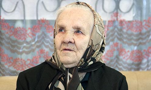 Мария Бегунова