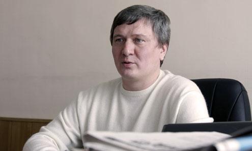 Виталий Мухорин