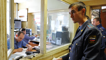 Телефон доверия полиции «оживился»