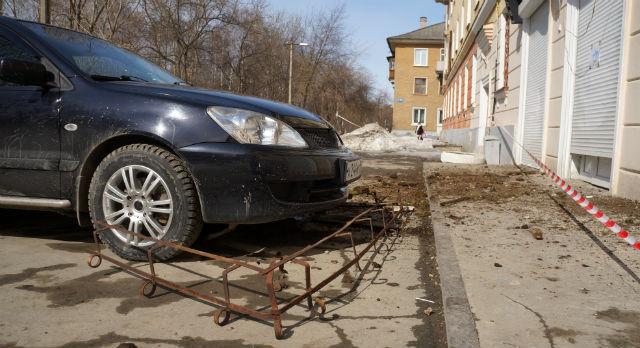 нанесенный ущерб автомобилю