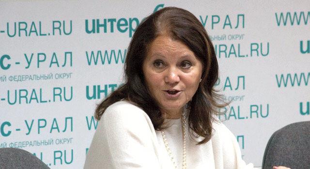 Оксана Гредина. Фото с сайта Ura.ru