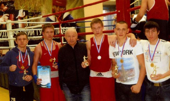 Бокс в Екатеринбурге