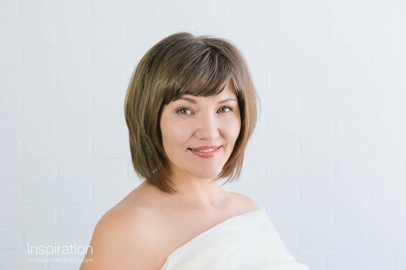 Любовь Садыкова, 40 лет