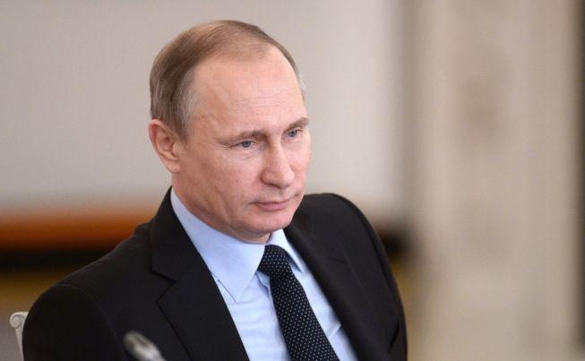 Владимир Путин. Фото// kremlin.ru