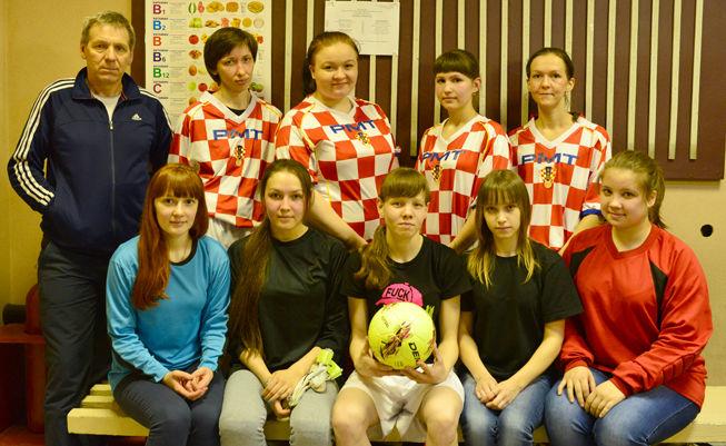 женская команда