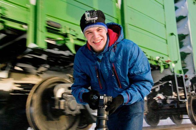 Кирилл Широков, 21 год.