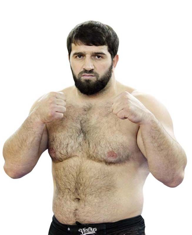 Абдул Далгатов