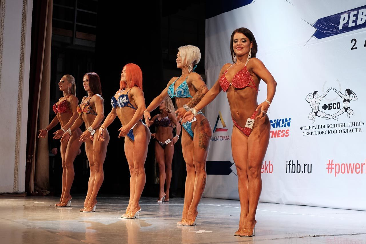 Ирина харламова фитнес бикини кемерово