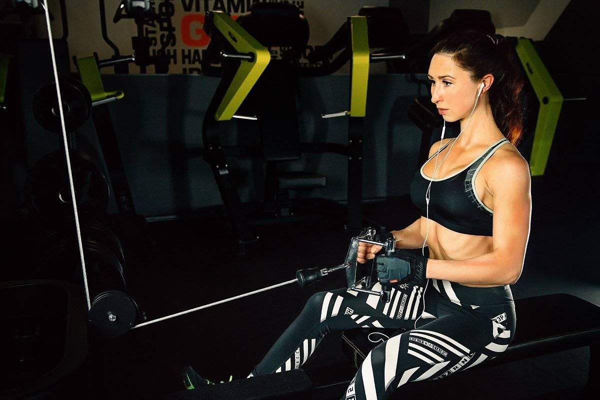 как похудеть с помощью мяча для фитнеса