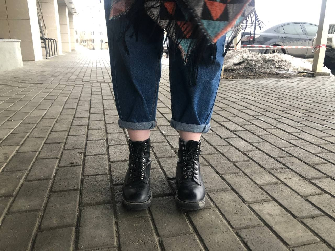 Танины ноги